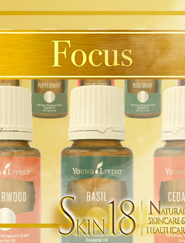 Guide to Aromatherapy - Focus
