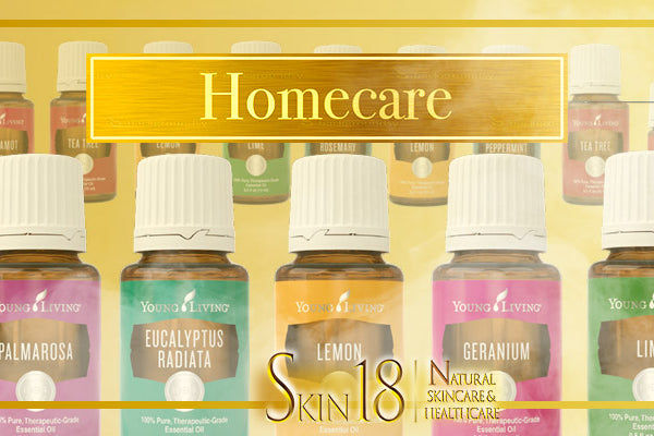 Guide to Aromatherapy - Homecare