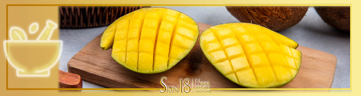 Combos For DIY Homemade Face Mask With Mango