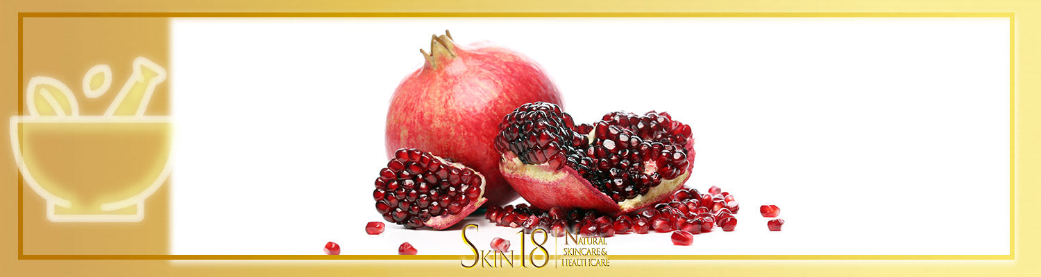 Combos For DIY Homemade Face Mask With Pomegranate