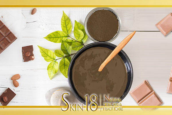 DIY Homemade mask recipe - Chocolate