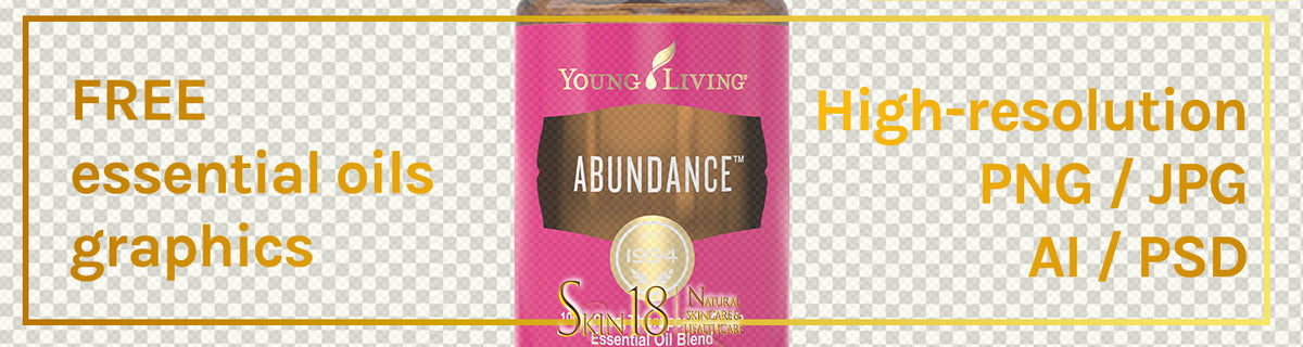 Download | Abundance Essential Oil | Young Living | PNG