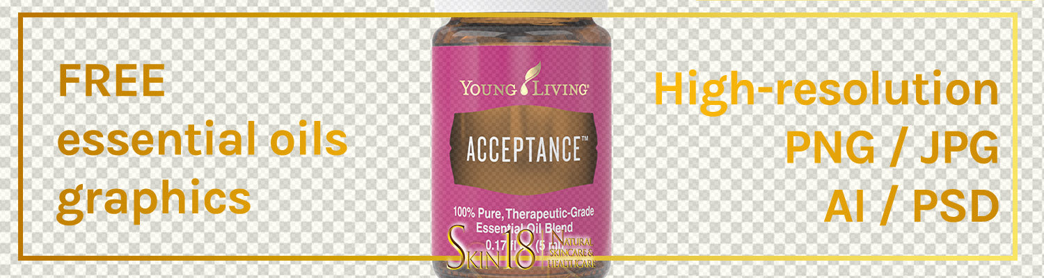 Download | Acceptance Essential Oil | Young Living | PNG