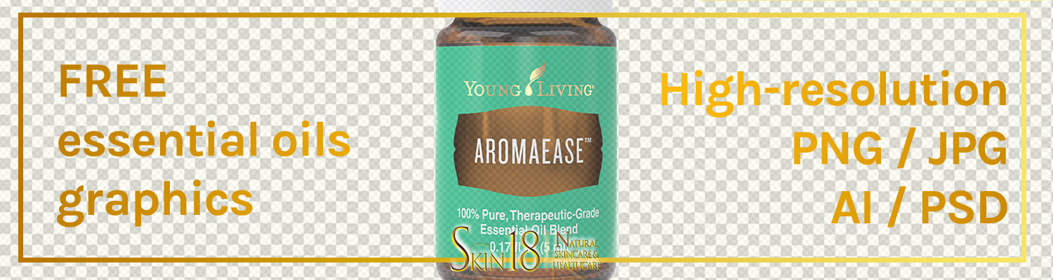 Download | Aromaease Essential Oil | Young Living | PNG