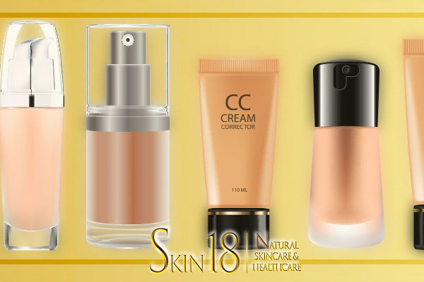 BB cream vs CC cream vs Tinted Moisturizers vs Cushion vs Foundation