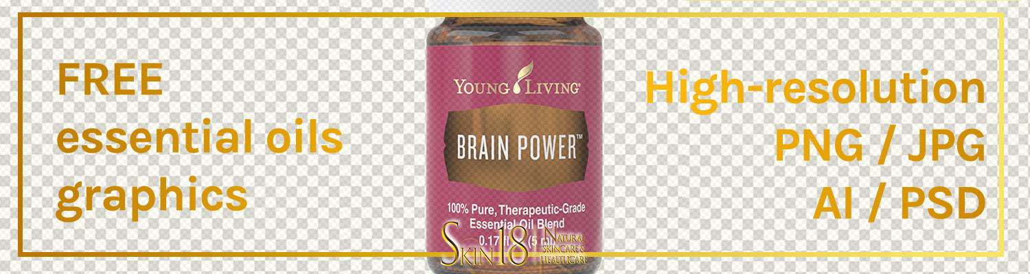 Download | Brain Power Essential Oil | Young Living | PNG