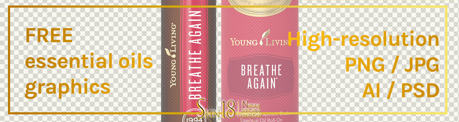 Download | Breathe Again Essential Oil | Young Living | PNG