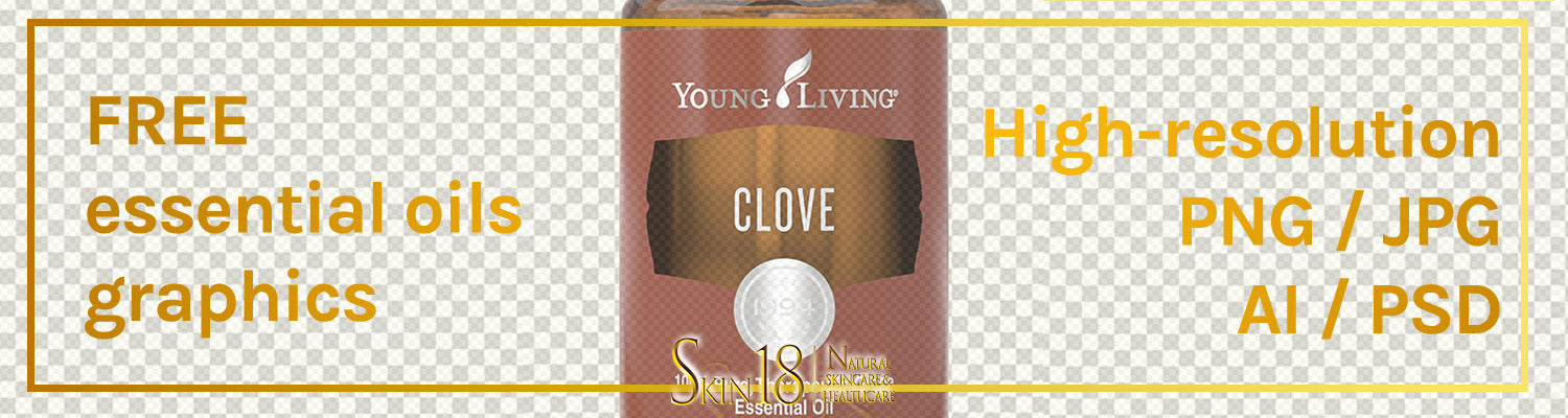 Donwload | Clove Essential Oil | Young Living | PNG