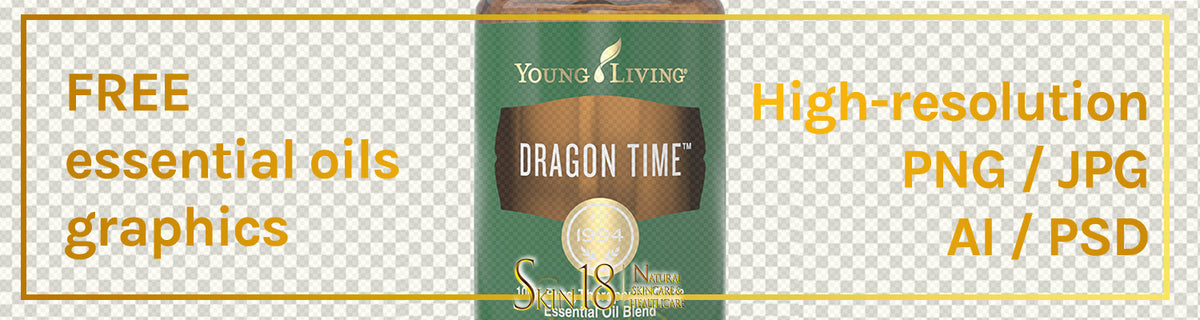 Donwload | Dragon Time Essential Oil | Young Living | PNG