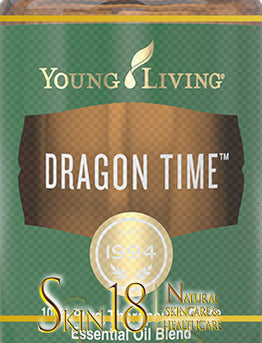 Dragon Time Essential Oil | Young Living | PNG