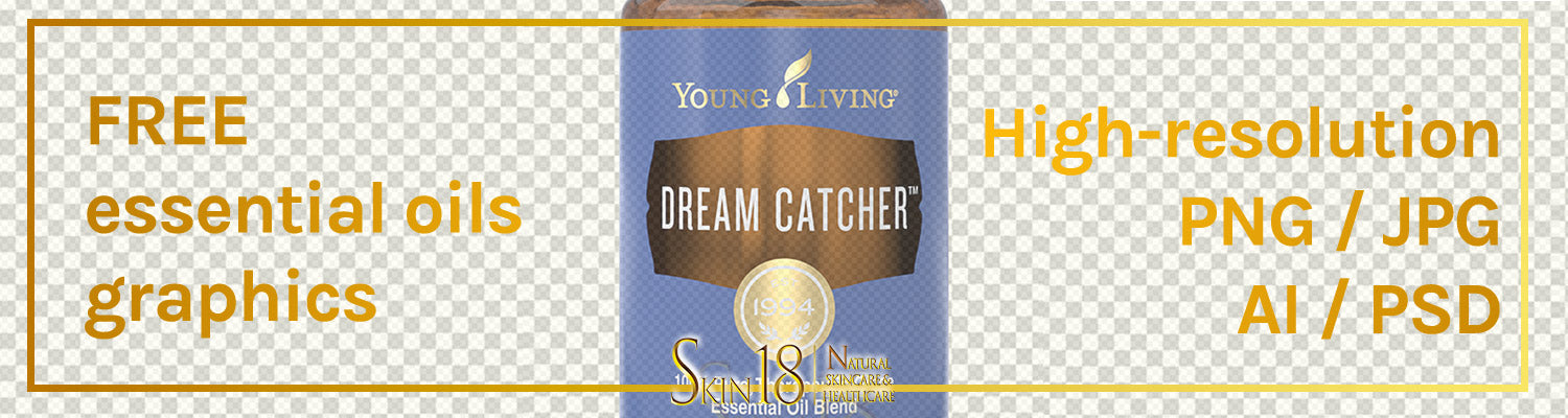 Donwload | Dream Catcher Essential Oil | Young Living | PNG