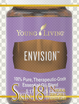 Envision Essential Oil | Young Living | PNG