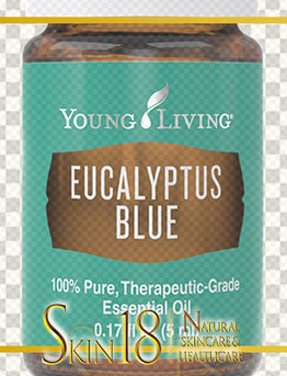 Donwload | Eucalyptus Blue Essential Oil | Young Living | PNG