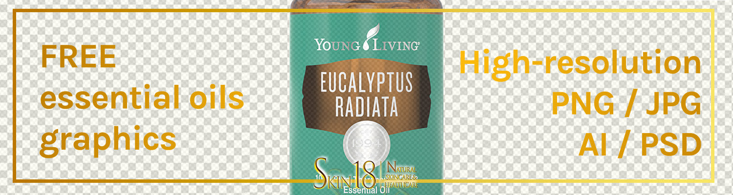 Donwload | Eucalyptus Radiata Essential Oil | Young Living | PNG
