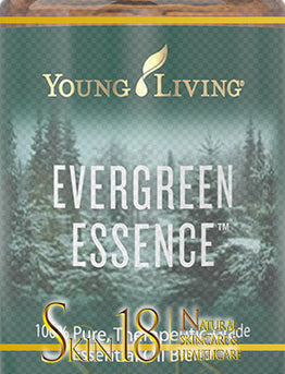 Evergreen Essence Essential Oil | Young Living | PNG
