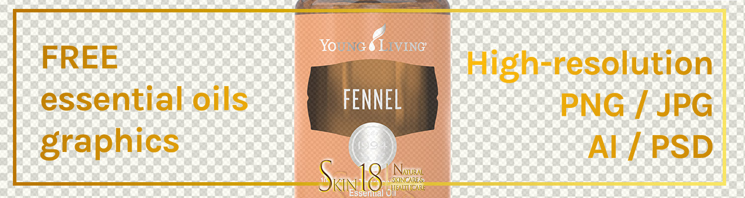 Donwload | Fennel Essential Oil | Young Living | PNG