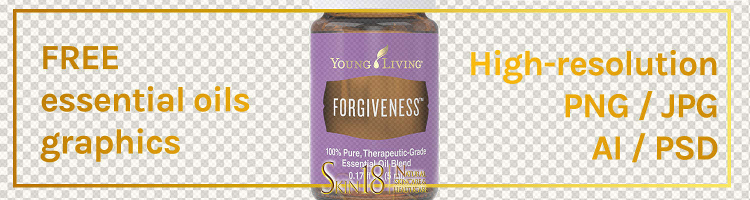 Donwload | Forgiveness Essential Oil | Young Living | PNG