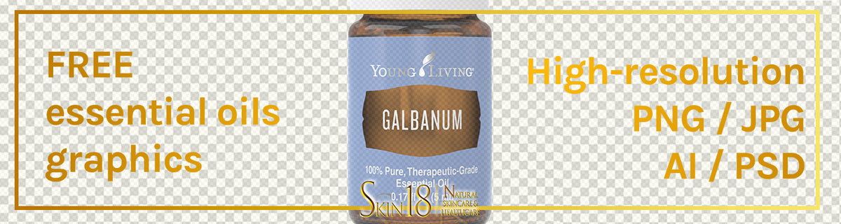 Donwload | Galbanum Essential Oil | Young Living | PNG