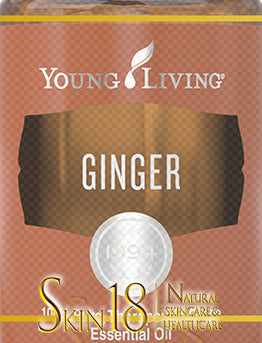 Download | Ginger Essential Oil | Young Living | PNG