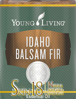 Download | Idaho Balsam Fir Essential Oil | Young Living | PNG
