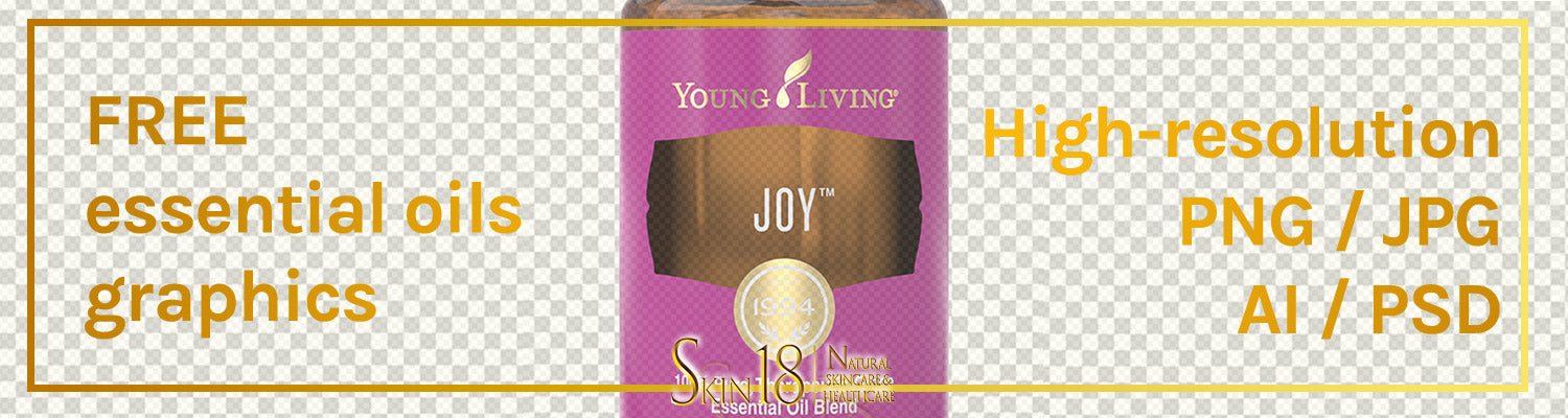 Download | Joy Essential Oil | Young Living | PNG