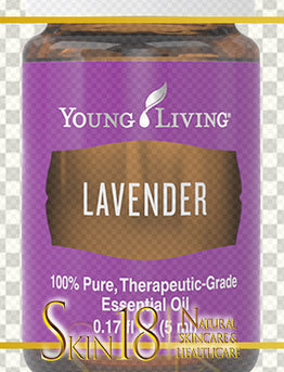 Download | Lavender 5ml Essential Oil | Young Living | PNG