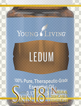 Download | Ledium Essential Oil | Young Living | PNG