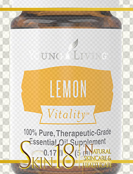 Download | Lemon Vitality Essential Oil | Young Living | PNG
