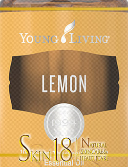 Download | Lemon Essential Oil | Young Living | PNG