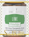 Download | Lime Vitality Essential Oil | Young Living | PNG