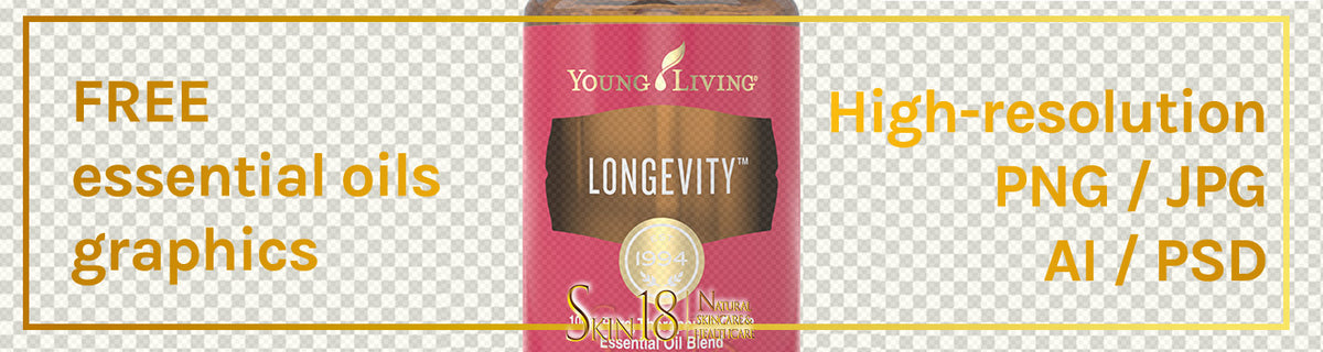 Download | Longevity Essential Oil | Young Living | PNG
