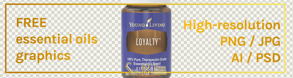 Download | Loyalty Essential Oil | Young Living | PNG