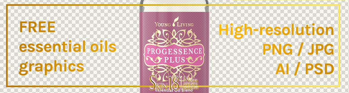 Donwload | Progressence Plus Essential Oil | Young Living | PNG
