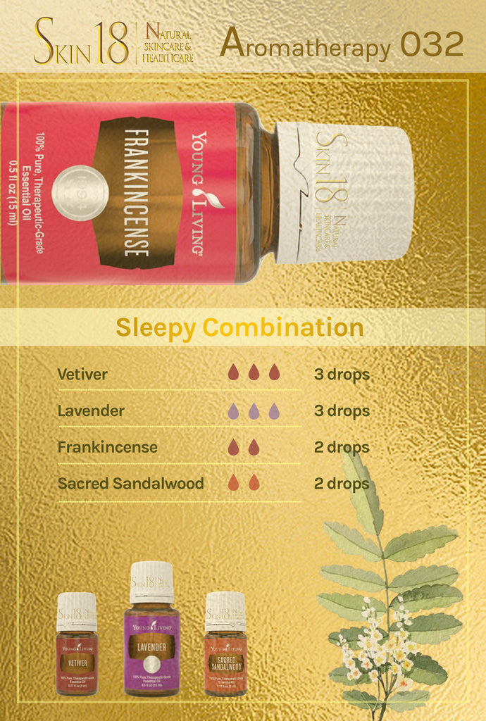 Aromatherapy 032 - Sleepy Combination