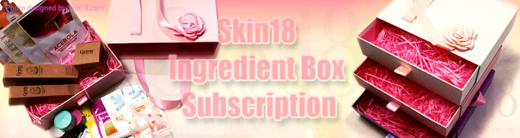skin18 ingredient box