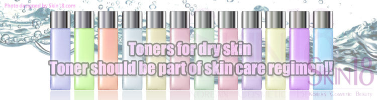 Toners for dry skin - Why the toner should be the part of your skin care regimen?