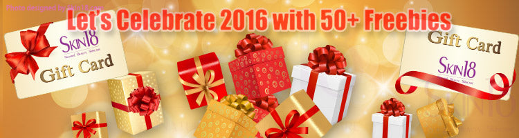 Let's Celebrate 2016 with 50+ Freebies