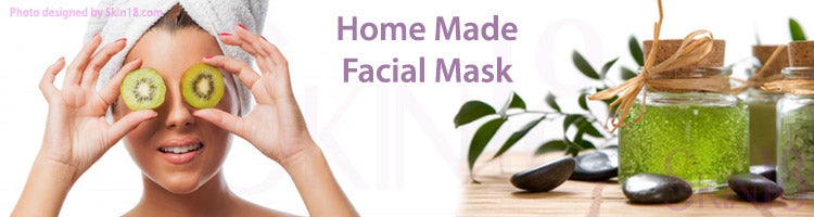 Home Made Facial Mask
