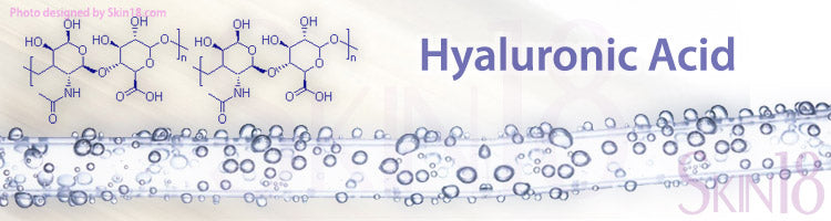 Hyaluronic acid - skin care ingredient review