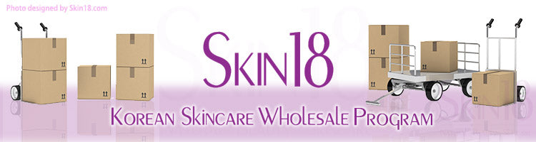 Skin18 Korean Skin Care Wholesale Program