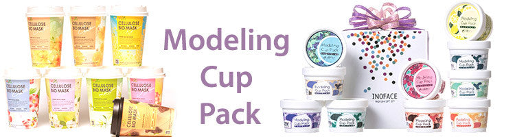 Function of Modeling Cup Pack