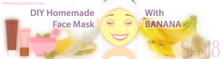 DIY Homemade mask recipe - Banana