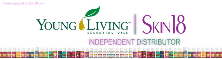 Top 10 Reasons to joing Young Living with Skin18