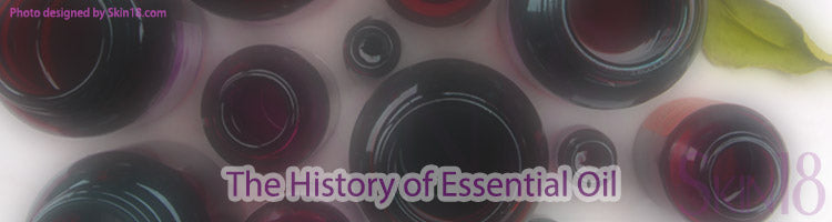The History of Essential Oil