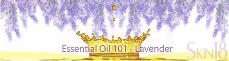 Essential Oil 101 - Lavender