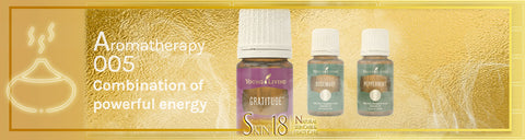 Aromatherapy 005 - Combination of powerful energy