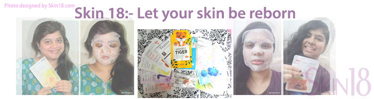 (Blogger : dclementia.blogspot.com) Skin 18:- Let your skin be reborn