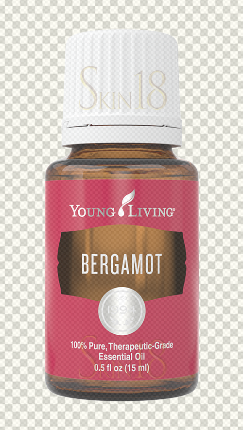 Download | Bargamot Essential Oil | Young Living | PNG