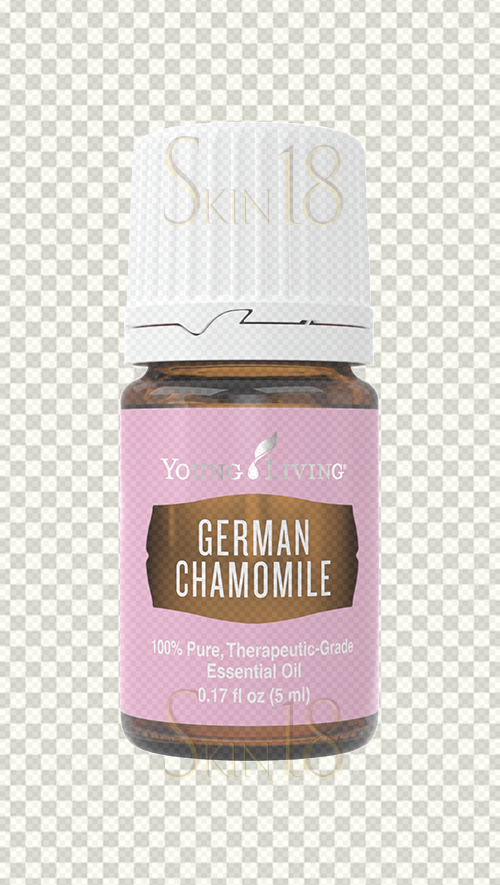 Download | German Chamomile Essential Oil | Young Living | PNG