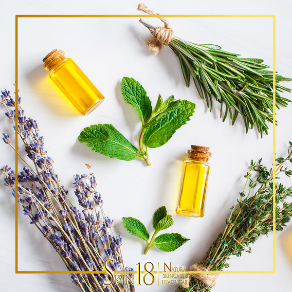 New to essential oil